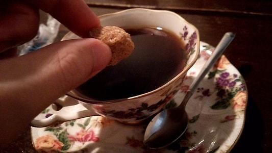 cafe de SaRa 黒糖とコーヒー