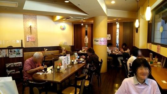 モーニング喫茶リヨン 午前11時過ぎの店内の様子