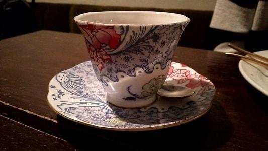 cafe de SaRa 紅茶&カップ
