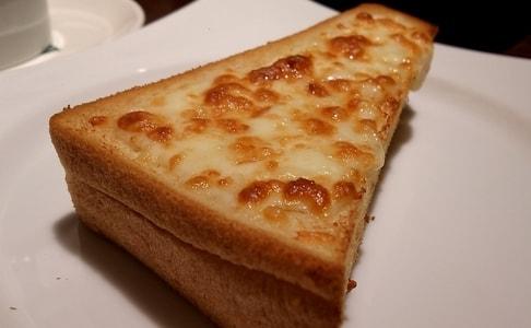 むさしの森珈琲 チーズトースト