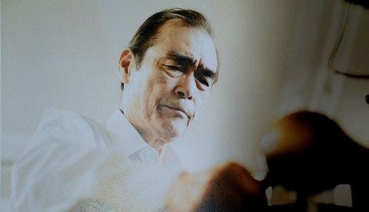 土井博司氏