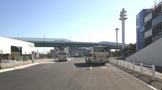 ららぽーと名古屋 バス停