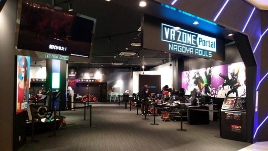 ららぽーと名古屋 VR ZONE