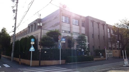 名古屋市 旭丘小学校