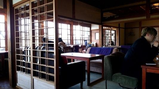 ハコテアコの客室