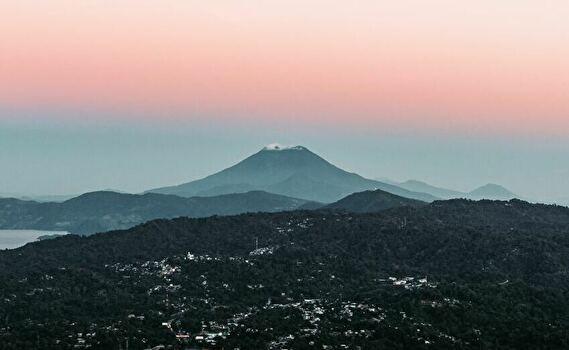 エルサルバドルの高地