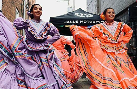 メキシコのお祭り